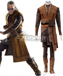 Marvel Doctor Strange Kaecilius Cosplay Costume