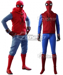 Marvel Spiderman Spider-Man:Homecoming Spider-man Superhero Peter Parker Cosplay Costume