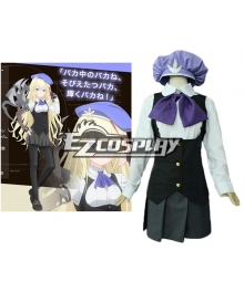 Machine-Doll wa Kizutsukanai Charlotte Belew Cosplay Costume