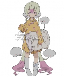 Magical Girl Raising Project Nemurin Cosplay Costume