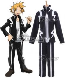 My Hero Academia Boku no Hero Akademia Denki Kaminari Cosplay Costume