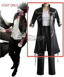My Hero Academia Boku no Hero Akademia Dabi Cosplay Costume - COAT ONLY
