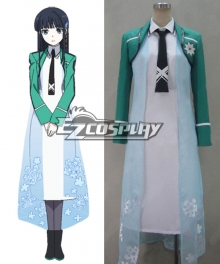 Mahouka Koukou no Rettousei/The Irregular at Magic High School Miyuki Cosplay Costume