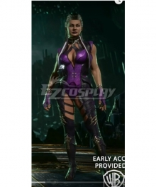 Mortal Kombat 11 Empress Sindel Cosplay Costume