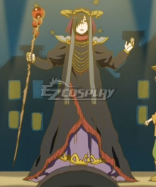 Miss Kobayashi's Dragon Maid Fafnir Takeshi Ooyama Devil Maou Cosplay Costume