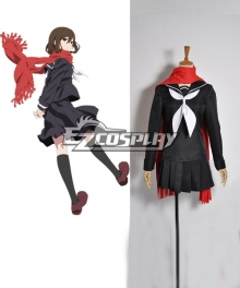 Mekakucity actors Kagerou Project NO.0 Tateyama Ayano Cosplay Costume