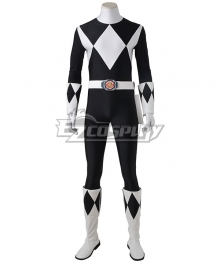 Mighty Morphin' Power Rangers Goushi Mammoth Ranger Cosplay Costume - Including Boots