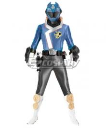 Power Rangers RPM Ranger Operator Series Navy Cosplay Costume