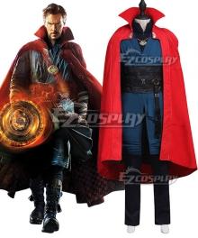 Marvel Doctor Strange Stephen Steve Vincent Strange Cosplay Costume - B Edition