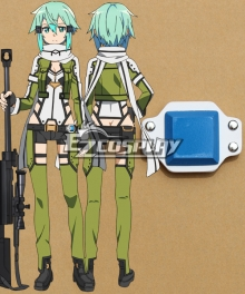 Sword Art Online Gun Gale Online SAO GGO Asada Shino Shinon Cosplay Accessories