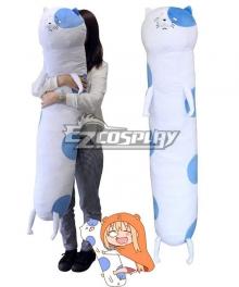 Himouto! Umaru-chan Cat Pillow Big Plush Cosplay Accessory