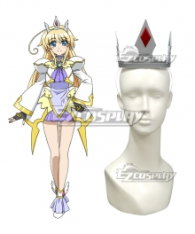 DOG DAYS'' Adelaide Guranmanie Crown Cosplay Prop