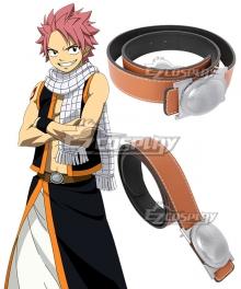 Fairy Tail Dragon Slayers Natsu Dragneel Natsu DoraguniruTeam Natsu New Cosplay Belt