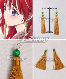 Akatsuki no Yona: Yona of the Dawn Yona Earring Cosplay Accessory Prop