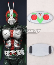 Kamen Rider The Next Kamen Rider No.3 Belt head Cosplay Accessory Prop