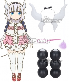Miss Kobayashi's Dragon Maid Kanna Kamui Cosplay Accessory Prop