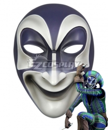 Assassin's Creed 2 Joker Mask Cosplay Accessory Prop