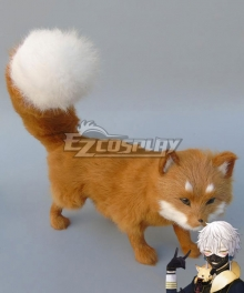 Touken Ranbu Nakigitsune Fox Cosplay Accessory Prop