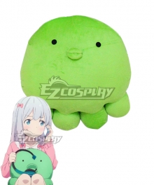 Eromanga Sensei Eromanga-sensei Sagiri Izumi Octopus Pillow Cosplay Accessory Prop