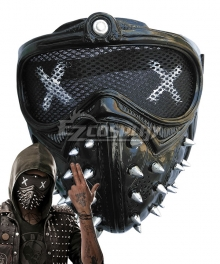 Watch Dogs 2 Wrench Mask Cosplay Accessory Prop