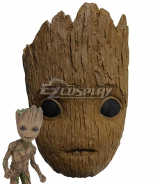 Guardians of the Galaxy Vol. 2 Groot Mask Cosplay Accessory Prop