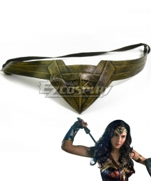 DC Comics Batman V Superman Dawn Of Justice Wonder Woman Diana Prince Headpiece Cosplay Accessory Prop