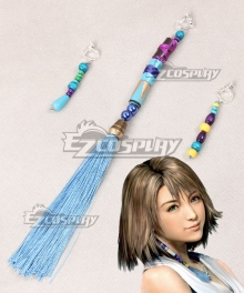 Final Fantasy X FF10 Yuna Ear clip Cosplay Accessory Prop