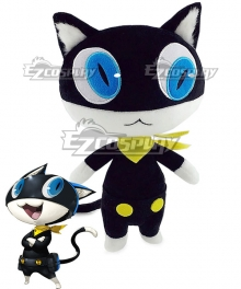 Persona 5 Morgana Plush Doll Cosplay Accessory Prop