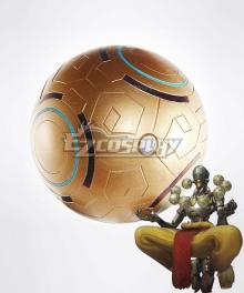 Overwatch OW Tekhartha Zenyatta Orb of Destruction Ball Cosplay Accessory Prop