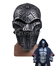 Star Wars: Old Republic Sith Acolyte Mask Cosplay Accessory Prop
