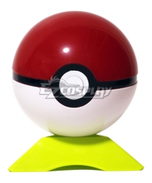 Pokemon Sun and Moon Team Skull Grunts Pokemon Ball Cosplay Accessory Prop