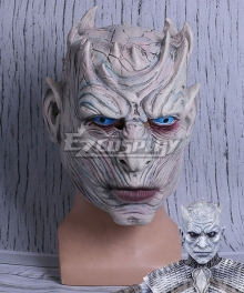 Game of Thrones Night's King Mask Halloween Cosplay Accessory Prop