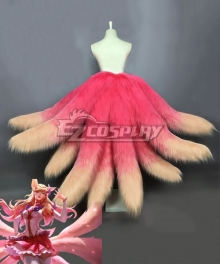 League of Legends LOL Star Guardian Ahri Tail Cosplay Accessory Prop