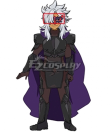 Future Card Buddyfight Rouga Aragami Mask Cosplay Accessory Prop