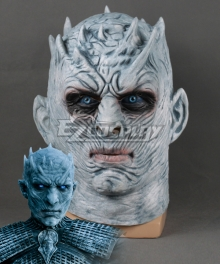 Game of Thrones The Others Night King Mask Cosplay Accessory Prop