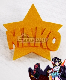 Kill la Kill Mako Mankanshoku Hand wear Cosplay Accessory Prop