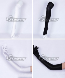 Land of the Lustrous Houseki no Kuni Diamond Bort Glove and Stockings Cosplay Accessory Prop