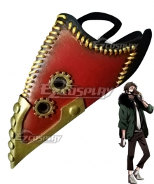 My Hero Academia Boku no Hero Akademia Kai Chisaki Overhaul Mask Cosplay Accessory Prop