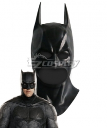 DC Justice League Movie Batman Bruce Wayne Mask Cosplay Accessory Prop