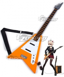 Girls' Frontline M1897 Guitar Cosplay Accessory Prop