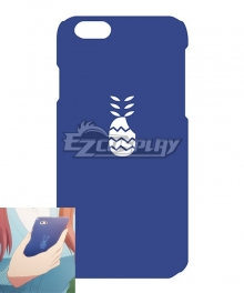 The Quintessential Quintuplets Go-Tōbun no Hanayome 5 Equal Brides Miku Nakano Phone Case Cosplay Accessory Prop