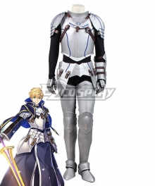 Fate Grand Order FGO Fate Prototype Saber Arthur Pendragon Armor Cosplay Accessory Prop