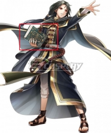 Fire Emblem Path Of Radiance Soren Book Cosplay Accessory Prop