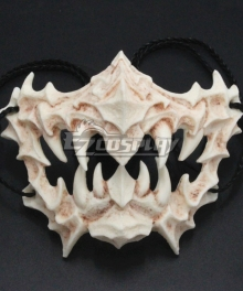 Halloween Teeth Yasha Mask A Cosplay Accessory Prop
