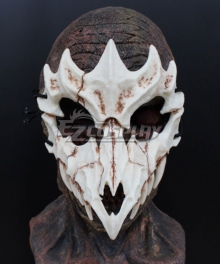 Halloween Teeth Yasha Mask D Cosplay Accessory Prop
