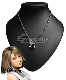 Final Fantasy X FF10 Yuna Necklace Cosplay Accessory Prop