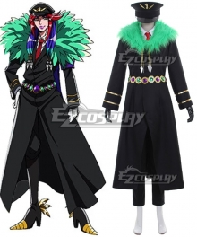 Nanbaka Kiji Mitsuba Cosplay Costume