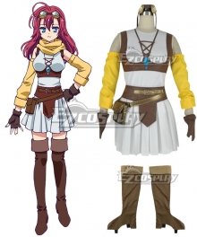 No Game No Life: Zero Corone Dola Cosplay Costume