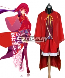 No Game No Life Clammy Zell Cosplay Costume