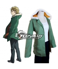 Noragami Aragoto Yukine Cosplay Costume - Only Coat